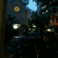 Photo taken at Kapel Hati Kudus Yesus by Abraham kartono R. on 12/11/2011