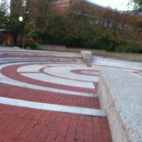 Photo taken at Speaker's Circle by Zak A. on 10/11/2011