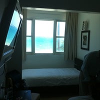 Photo taken at Atlantic Beach Hotel by Aaron M. on 4/6/2011