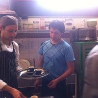 Photo taken at ArKen Restaurant by Sebastian R. on 10/26/2011