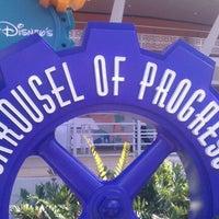 Photo taken at Walt Disney's Carousel of Progress by James S. on 11/22/2011