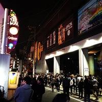 Photo taken at TSUTAYA O-WEST by Daisuke S. on 11/28/2011