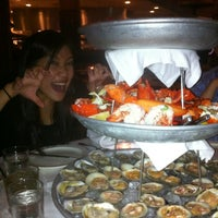 Photo taken at Angelo & Maxie's Steakhouse by Vince F. on 10/15/2011