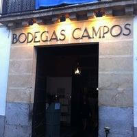 Foto tomada en Bodegas Campos por Alberto E. el 6/16/2011