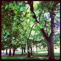 Photo taken at Irving Park by Bob D. on 8/20/2012