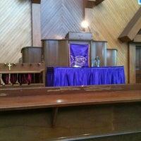 Photo taken at Gereja GPIB Pancaran Kasih by 'Erik S. on 3/11/2012