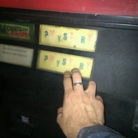 Photo taken at Mystery Soda Machine by Keo C. on 11/19/2011