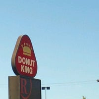 Photo taken at Donut King by Adriann A. on 9/22/2011