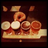 Photo taken at Black Star Co-op Pub & Brewery by bibliotekah on 3/6/2011
