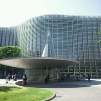 Photo taken at The National Art Center, Tokyo by Macky on 5/5/2012