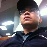 Photo taken at Gate 32A by Anderson Y. on 6/4/2012