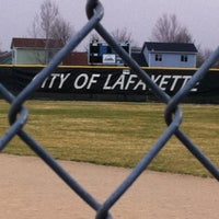 Photo taken at Lamont Does Memorial Park by Brian P. on 4/14/2011