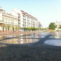 Photo taken at Kossuth tér by Edinka on 7/3/2012