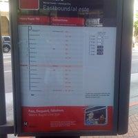 Photo taken at Metro Rapid 750 by Alfredo C. on 8/12/2011