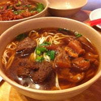Photo taken at Prince Happy Beef Noodle by Thomas C. on 10/27/2011