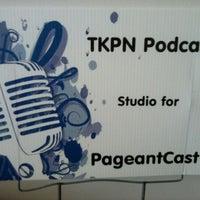 Photo taken at TKPN Studios by Tim K. on 9/17/2011