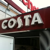 Photo taken at Costa Coffee by Oscar M. on 8/12/2011