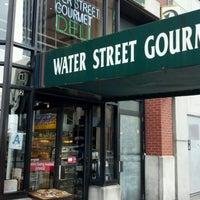 Photo taken at Water Street Gourmet by Chris P. on 9/2/2012
