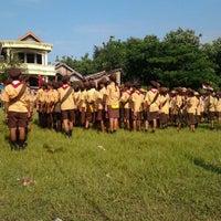 Photo taken at Lapangan Gadudero by Sugiono A. on 2/8/2012
