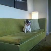 Photo taken at Kimpton Ink48 Hotel by Robert P. on 8/16/2012