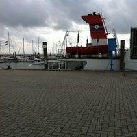 Photo taken at Spiekeroog Hafen by Mathias on 9/18/2011