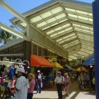 Photo taken at Bayside Marketplace by Pedro G. on 7/27/2011