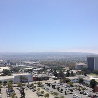 Photo taken at Torrance Marriott South Bay by Laura S. on 6/23/2012