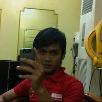 Photo taken at Evergreen Salon by Bambang G. on 6/25/2011