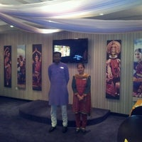 Photo taken at Bollywood Lounge & Restaurant by Ahmed B. on 12/1/2011