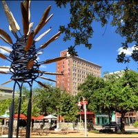 Photo taken at Market Square Park by Chadwick 😎 on 5/28/2012