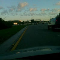 Photo taken at Intersection I-95 & Cypress Creek Rd by Harry G. on 11/4/2011