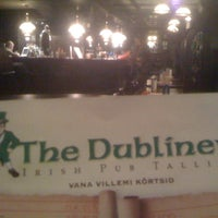Photo taken at The Dubliner by Veljo H. on 1/27/2011