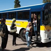 Photo taken at Transportation Center - UToledo by The University of Toledo on 7/26/2011