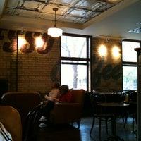 Photo taken at Starbucks by Peter K. on 10/15/2011
