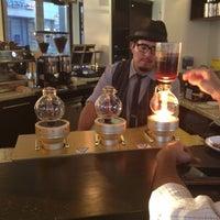 Photo taken at Cafe Demitasse by Sarah L. on 1/7/2012