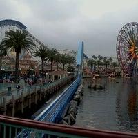 Photo taken at California Screamin' by MissMarilyn D. on 12/1/2011