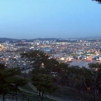 Photo taken at Hwaseong Fortress by 꿈꾸는 사진사 k. on 4/15/2012