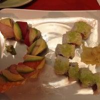 Photo taken at Dozo Japanese Sushi by George I. on 12/10/2011