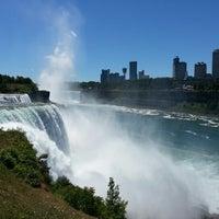 Photo taken at Niagara Falls State Park by Gina C. on 8/6/2012