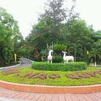 Photo taken at Tien Lang Spa Resort by Zainuddin H. on 4/30/2012