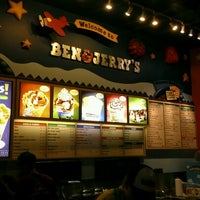Photo taken at Ben & Jerry's by Mark P. on 7/5/2012