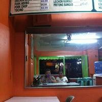 Photo taken at Metzuyan Binalot Pacita Ave by KrismS U. on 3/26/2012