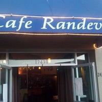 Photo taken at RandeVu Cafe by Shake A. on 7/11/2012