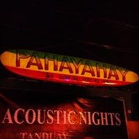 Photo taken at Pahayahay Carwash and Restobar by Makumel on 8/21/2012