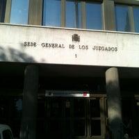 Photo taken at Juzgado de lo Penal #2 by Juan H. on 8/24/2011