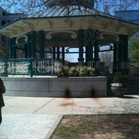 Photo taken at Decatur Square by Willie C. on 3/17/2011