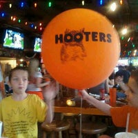 Photo taken at Hooters by Sara J. on 9/19/2011