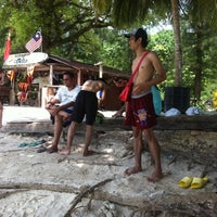 Photo taken at Beras Basah Island by Ahmad Azka M. on 10/16/2011