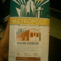 Das Foto wurde bei Metropolis Coffee Company von John P. am 8/15/2011 aufgenommen