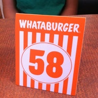 Photo taken at Whataburger by PF D. on 9/2/2012